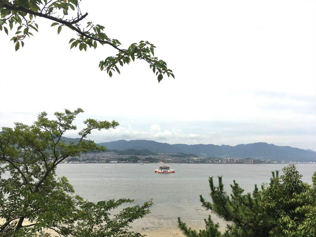 【7/11更新】大雨に伴う宮島の状況につきまして