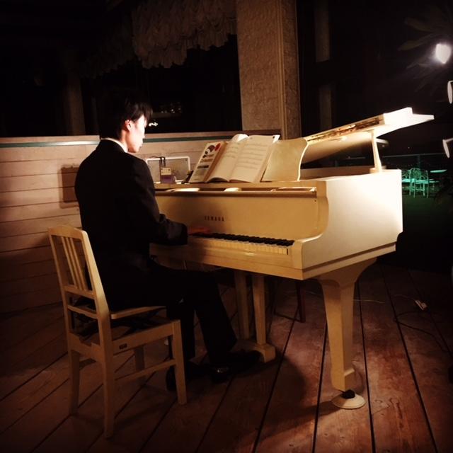 JAZZピアノ演奏 パーカッション演奏 2月のお知らせ♪